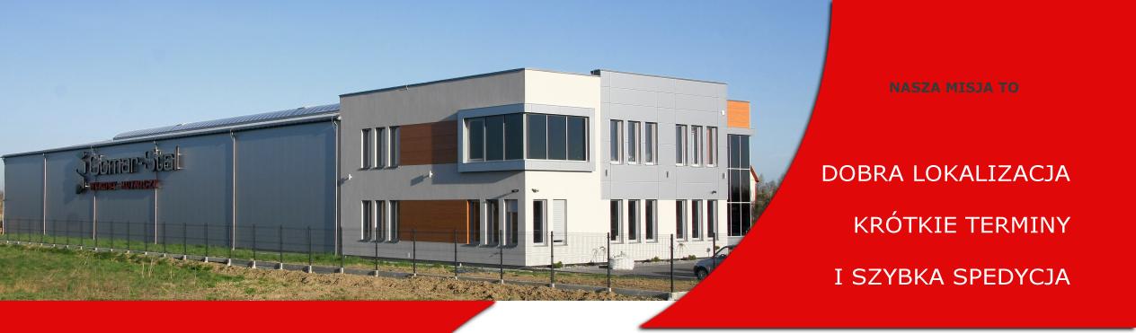 siedziba firmy Gomar-Stal - slider