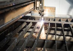 Usługa wycinania stali laserem CNC